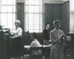 Bridgewater College, Dean's Office Staff, undated by Bridgewater College