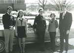 Bridgewater College, Ed Novak (photographer), Admission's Office Staff, 1973 by Ed Novak
