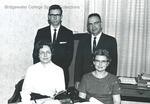 Bridgewater College, Administration Office Staff, undated by Bridgewater College