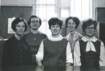 Bridgewater College, Greg Geisert (photographer), Administration office staff, circa 1967 by Greg Geisert