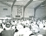 Bridgewater College, Large event in Alumni Gymnasium, undated by Bridgewater College