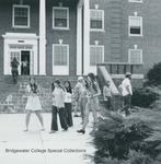 Bridgewater College, Scene on Alumni Day, 1974 by Bridgewater College
