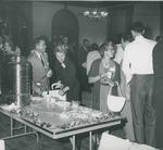 Bridgewater College, A reception for Alumni at the Brethren Annual Conference, Champaign, Illinois, 1960 by Bridgewater College