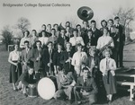 Bridgewater College Band, undated by Bridgewater College