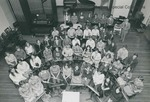 Bridgewater College Concert Band, 1976 by Bridgewater College
