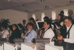 Bridgewater College Jazz Band Performance in the Kline Campus Center, circa 1995 by Bridgewater College