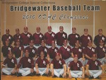 Bridgewater College Baseball Team 2010 ODAC Champions portrait by Bridgewater College