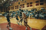 Bridgewater College, Men's basketball vs Emory & Henry College, 12 November 1998 by Bridgewater College