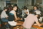 Bridgewater College, Students in the Biology Lab, Sept 1985 by Bridgewater College