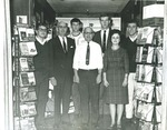 Bridgewater College, Richard Geib (photographer), Campus store staff, undated by Richard Geib