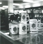 Bridgewater College, BC memorabilia at campus store, undated by Bridgewater College
