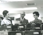 Bridgewater College, Book store staff, circa 1969 by Bridgewater College