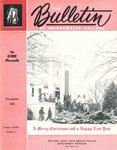 Vol. 34, No. 3 | December 1958 by Bridgewater College