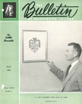 Vol. 33, No. 5 | April 1958 by Bridgewater College