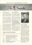Vol. 31, No. 5 | April 1956 by Bridgewater College