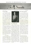 Vol. 31, No. 3 | December 1955 by Bridgewater College