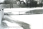 Bridgewater College, Flooded athletic fields, 1990s by Bridgewater College