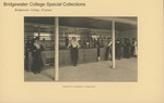 Bridgewater College, Early publicity print of the chemistry lab, possibly 1920s by Bridgewater College