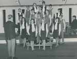 Bridgewater College, College Chorale, circa 1969 by Bridgewater College