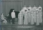Bridgewater College, College Chorale, circa 1968 by Bridgewater College