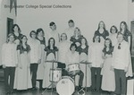 Bridgewater College, College Chorale group portrait, 1973 by Bridgewater College