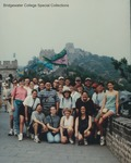 Bridgewater College, Group picture of the College Chorale in China, May 1998 by Bridgewater College