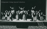 Bridgewater College, A College Chorale performance, circa 1991 by Bridgewater College
