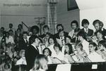 Bridgewater College, A Concert Choir performance, undated by Bridgewater College
