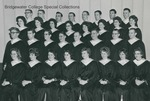 Bridgewater College, Portrait of an unidentifed choral group, undated by Bridgewater College