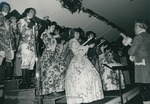 Bridgewater College, The Oratorio Choir Colonial Christmas concert, 1975 by Bridgewater College