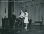 Bridgewater College, An unidentified awards ceremony, probably 1960s by Bridgewater College