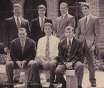 Bridgewater College, Portrait of a group of seniors, 1995 by Bridgewater College