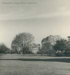 Bridgewater College, Photograph of Cole Hall from Ripples yearbook proof, 1951 by Bridgewater College