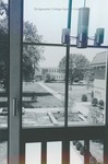 Bridgewater College, Alexander Mack Memorial Library from the Cole Hall balcony, undated by Bridgewater College