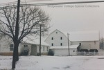 Bridgewater College, Snow on the College Farm, February 1986 by Bridgewater College