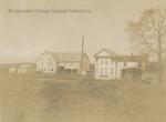 Bridgewater College, Old photograph of College Farm, undated by Bridgewater College