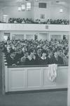 Bridgewater College, Full attendance at College Street Church-Bridgewater Church of the Brethren, undated by Bridgewater College