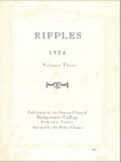 Ripples 1924 by Bridgewater College