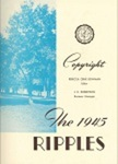 Ripples 1945 by Bridgewater College