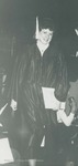 Bridgewater College, A graduate leaving the stage at commencement, 29 May 1983 by Bridgewater College