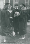 Bridgewater College, Graduates at commencement, May 1985 by Bridgewater College