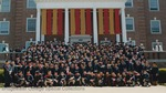 Bridgewater College, Group photograph of the graduating Class of 1999 by Bridgewater College