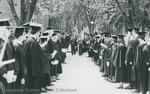 Bridgewater College, Commencement echelon, undated by Bridgewater College