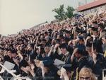 Bridgewater College, Graduates turning their tassels, undated by Bridgewater College