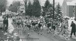 Bridgewater College, Runners in the Mason-Dixon Cross County meet, 1955 by Bridgewater College