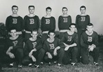 Bridgewater College, Group portrait of the Cross Country team, 1954 by Bridgewater College