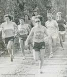 Bridgewater College, Women's Cross Country team running, undated by Bridgewater College