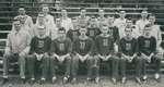 Bridgewater College, Group portrait of the Cross Country team, 1953 by Bridgewater College