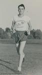 Bridgewater College, Kurtz Alderman running Cross Country, circa 1948 by Bridgewater College