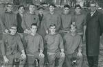 Bridgewater College, Pamela Gunsten (photographer), Cross Country team, 1966 by Pamela Gunsten